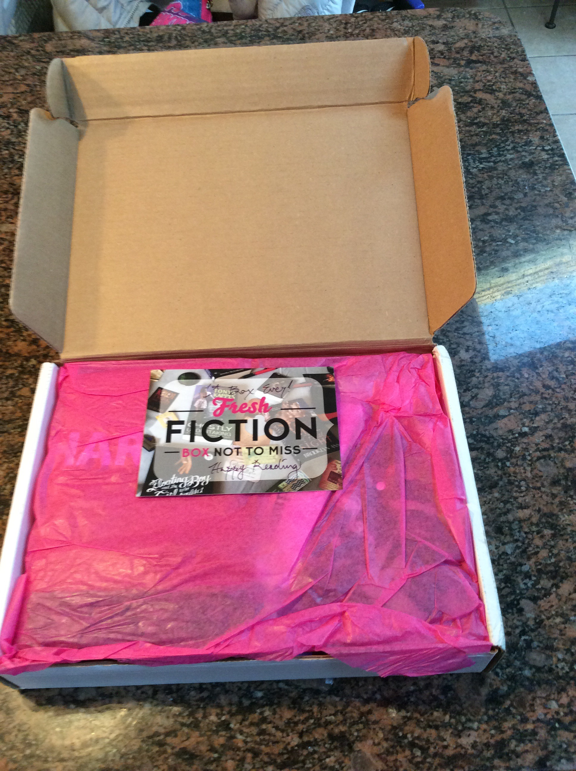 June 2015 – Fresh Fiction Box Not To Miss Review
