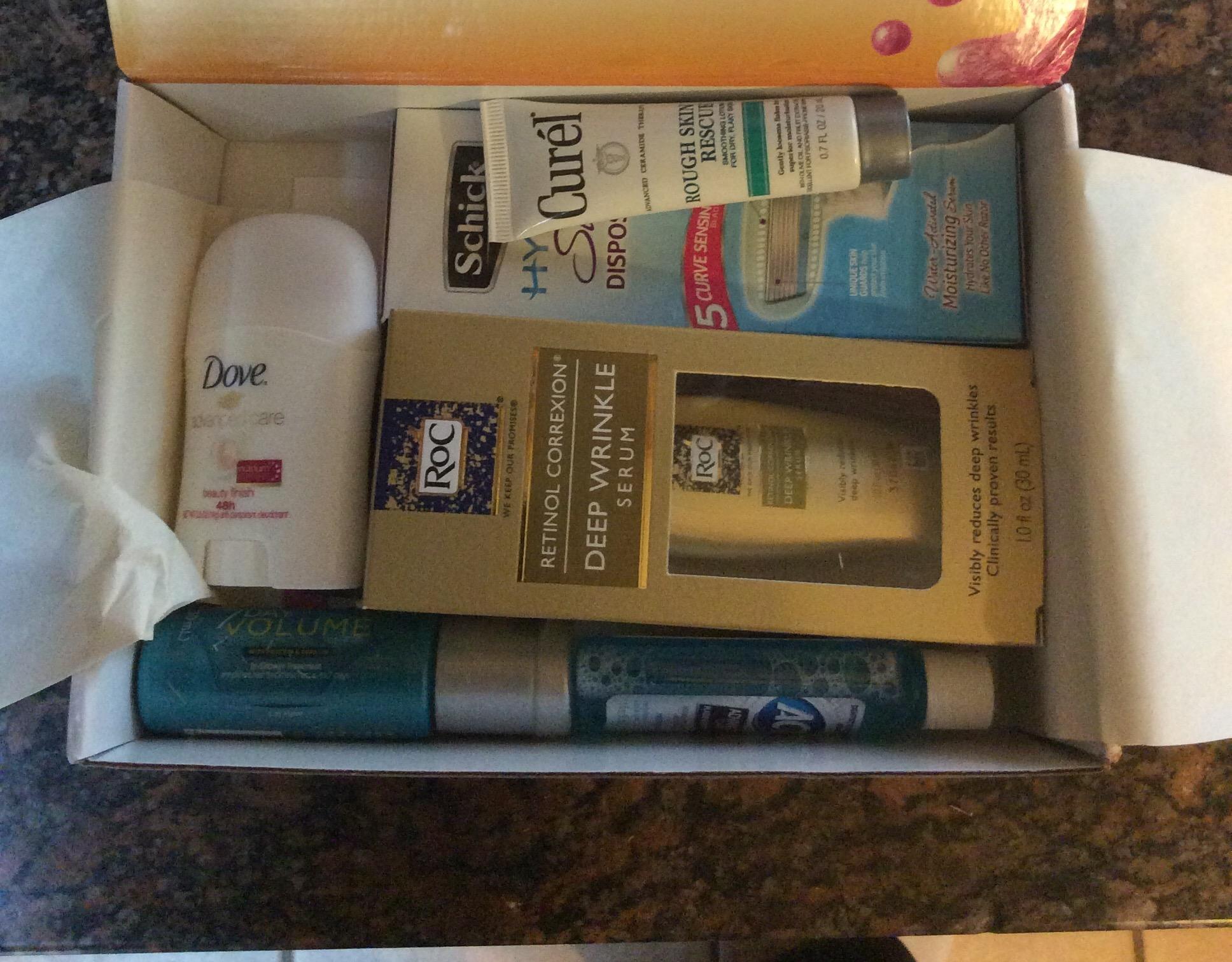 Walmart Beauty Box Subscription Review Fall 2015 My